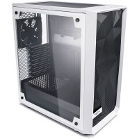 Fractal Design Meshify C Tempered Glass - Weiss