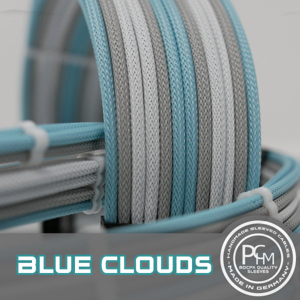 Extension Set - Blue Clouds