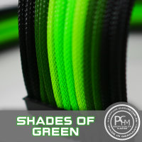 Extension Set - Shades of Green