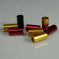 Thread Cover 4stk. 12mm Gold