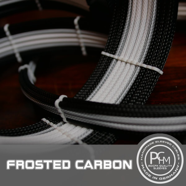 Extension Set - Frosted Carbon