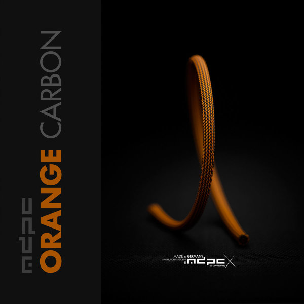 MDPC-X Sleeve I Medium I 50cm I Orange-Carbon
