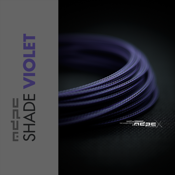 MDPCX Sleeve I Small I 1meter Shade-Violet