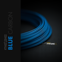 MDPCX Sleeve I Small I 1meter Blue-Carbon
