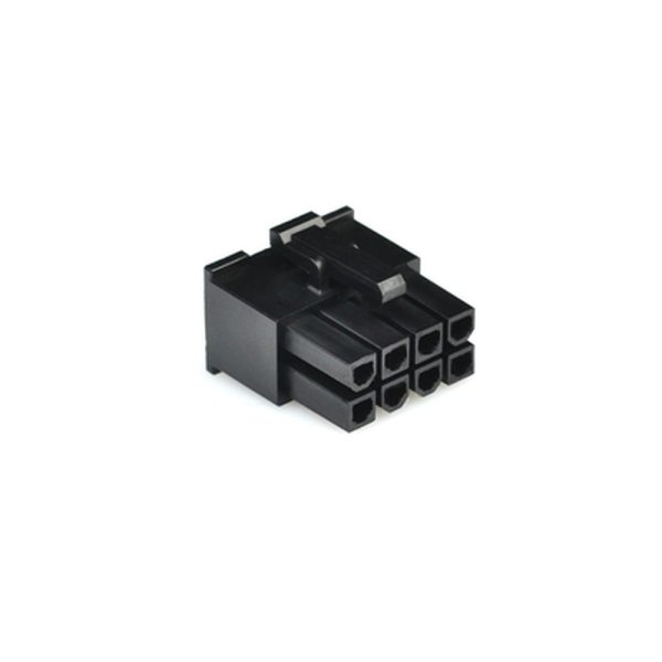 8 Pin EPS Connector Female Black