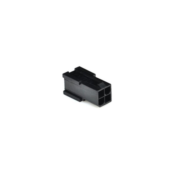 4 Pin EPS Connector Male Black