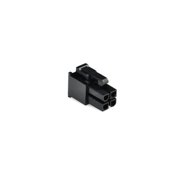 4 Pin EPS Connector Female Black